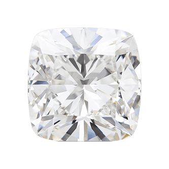 High Quality Cushion Diamond Gemstone SI2 SI1 VS2 VS1 VVS2 VVS1 IF FL Clarity D E F G H I J K Color