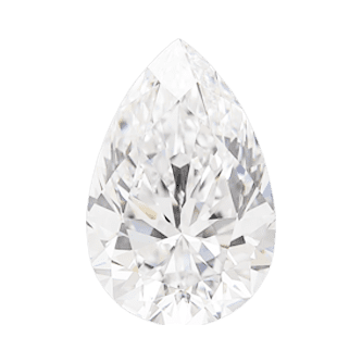 High Quality Pear Diamond Gemstone SI2 SI1 VS2 VS1 VVS2 VVS1 IF FL Clarity D E F G H I J K Color