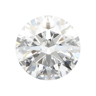 High Quality Round Diamond Gemstone SI2 SI1 VS2 VS1 VVS2 VVS1 IF FL Clarity D E F G H I J K Color