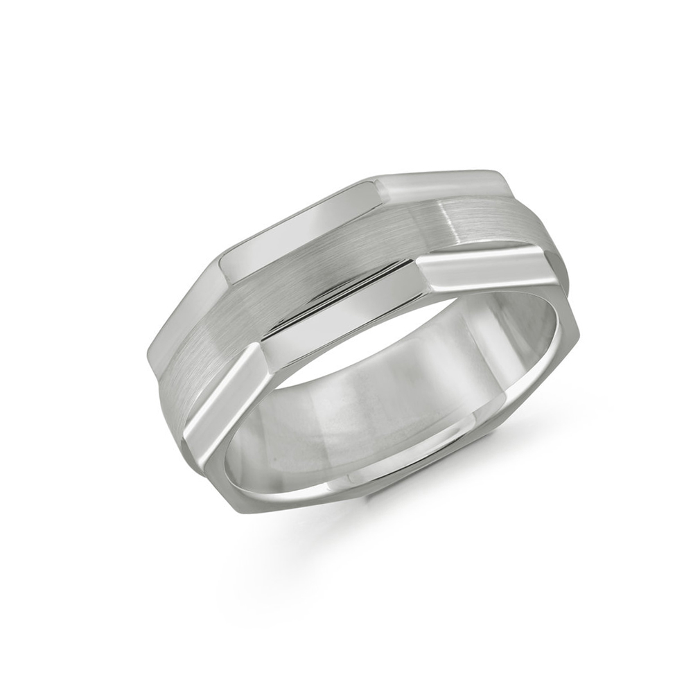 Tungsten Alternative Metal Diamond Wedding Band Excel Jewellers Surrey Canada Langley Burnaby Vancouver